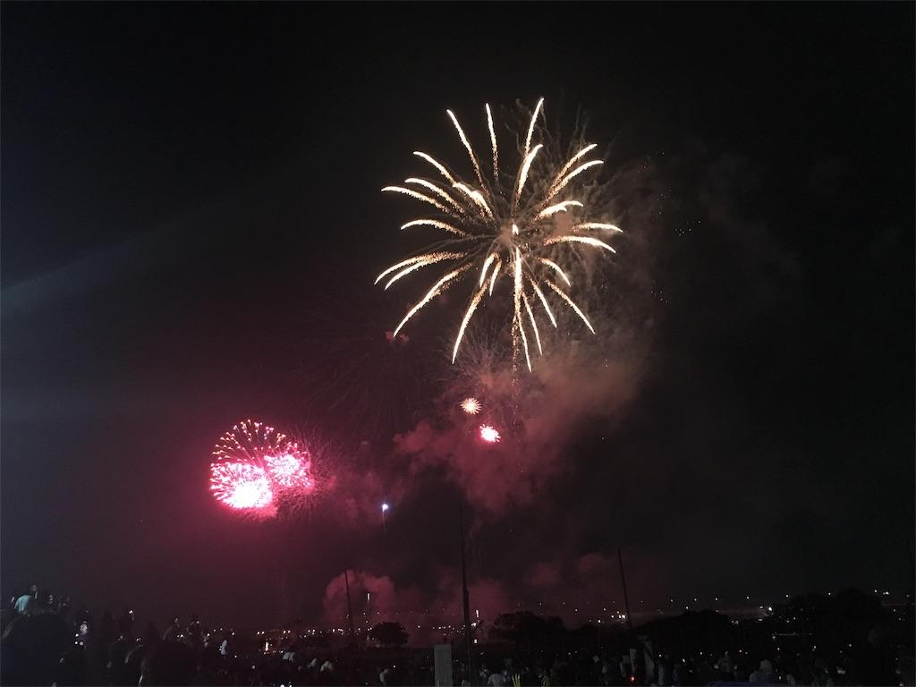 荒川の花火大会